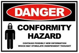 Conformity hazard