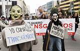 Chile protests GMOs
