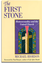 The First Stone book cover