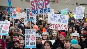 C 51 protest